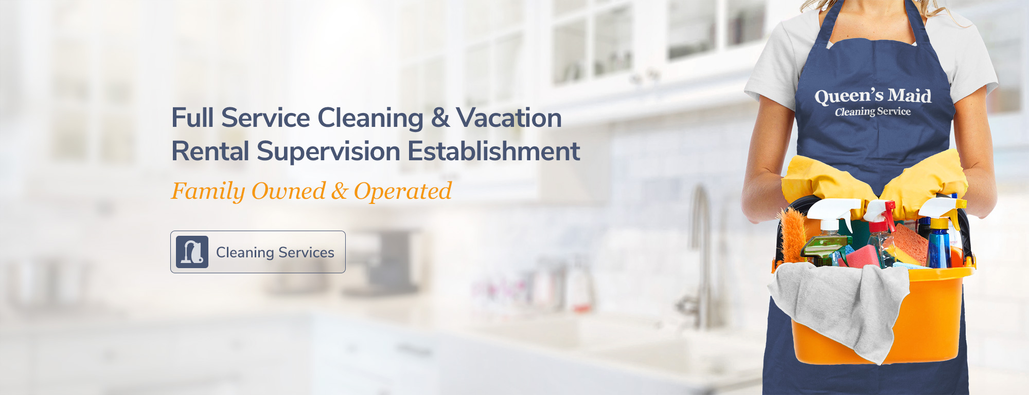 House Cleaning and Vacation Rental Supervision